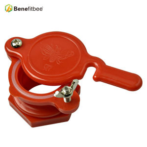 beekeeping tools Stainless Steel honey gate valve Plastic honey gate/honey tap