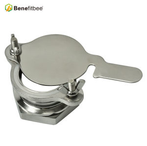 2018 new style best quality stainless steel honey gate (polishing) For Beekeeper