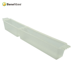 Beekeeping beehive entrance plastic bee feeder