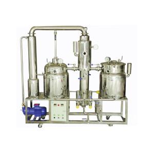 Stainless Steel Honey Concentrator / Vacuum Honey Processor 1 ton original flavor reflux concentrator