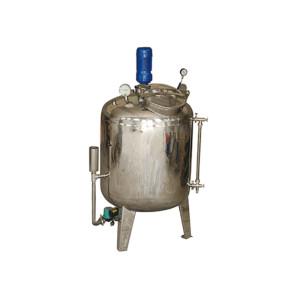 Vacuum stirring filteriing and defoaming storage tank honey defoaming machine honey storage tank