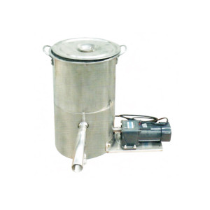 Benefitbee Beekeeping tools Centrifugal filter (manual/electric integrated )