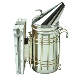 Bee smoker equipment Beekeeping Stainless Steel Bee hive smoker(Size-S) For Beekeeper Benefitbee