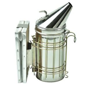 High Quailty Beekeeping Equipment  Stainless Steel  Bee smoker(Size-S)  For Beekeeper