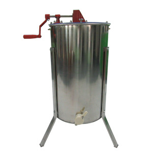 Beekeeping Tools  2 frames manual honey extractor honey processing machine