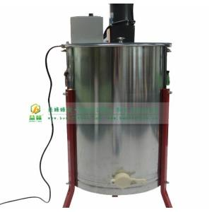 Beekeeping Tools stainless steel 3 frames  Electric honey extractor honey processing machine