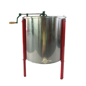 Beekeeping Tools stainless steel 8 frames manual honey extractor honey processing machine