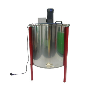 Beekeeping Tools stainless steel 8 frames  Electric honey extractor honey processing machine