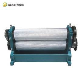 Benefitbee Beekeeping equipment tools  embossing beeswax comb foundation roller machine