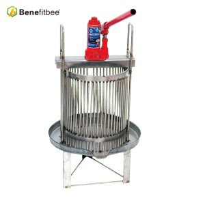 Beekeeping Machine  Stainless Steel Jack Honey Beewax Press  With Good Quality
