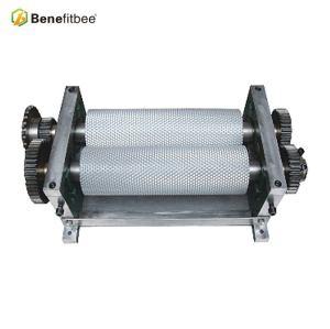 High quality Beekeeping equipment beeswax foundation machine/beeswax embossing machine