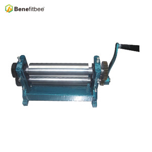350mm roller automatic beekeeping equipment beeswax machine