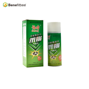 418ml  Formic Acid Fumigant Spray Bee Medicine Spray For Mites Killer