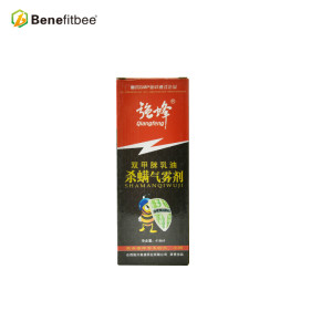 418ml Dimethylamidine Emulsion Spray Bee Medicine Spray For Mites Killer