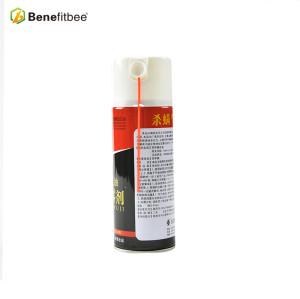 418ml Dimethylamidine Emulsion Spray Bee Medicine Spray For Mites Killer