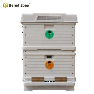 Hot Sale Hive Box Langstroth Beehive 10 Frames Multifunctional Polypropylene Plastic Beehive Kits