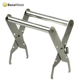 Beekeeping Anti-Rust Glavanized Iron Beehive Tools Metal Handle Length Frame Grip