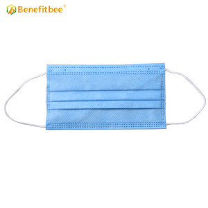 CE FDA Disposable surgical mask Protective Disposable Earloop Face Mask in store