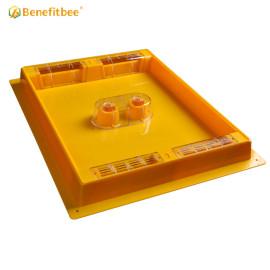 Benefitbee newest design beehive top feeder Australia style 3.5L plastic bee feeder