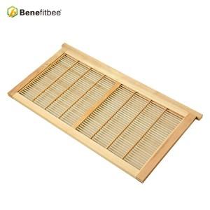 Bamboo Bee Queen Excluder 16.14*10.24 Inch Bee Queen Excluder For Beekeeping Equitment Benefitbee