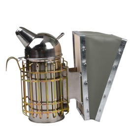 Bee smoker Beekeeping Equipment Stainless steel 304 hive Smoker for beekeeping supplier Benefitbee