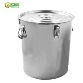 Beekeeping Equipment 25KG Stainless Steel Honey Tank With Honey Gate