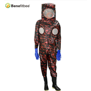 Camouflage leather Best Beekeeing Suit Bee Protective Clothing For Beekeeper