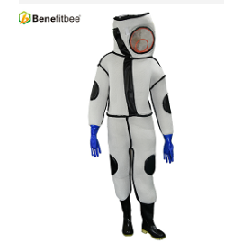 Hight quality beekeeping protecting suit for wasp