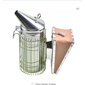 Beekeeping Equipment  Stainless steel 304 Bee Smoker New design smoker(Size-L)