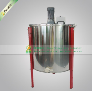 Beekeeping Tools stainless steel 6 frames  Electric honey extractor honey processing machine