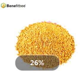 Benefitbee High Dates Pollen Powder Yellow Pollen Tea Natural Bee Pollen From China