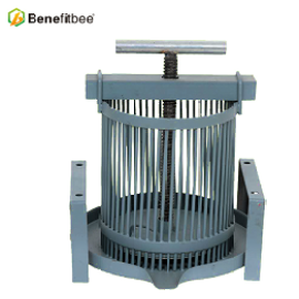 Benefitbee Beekeeping Machine  Knocked Down Iron Wax Press For Wholesale Price