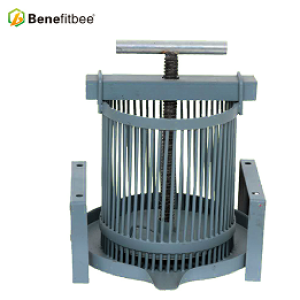 Beekeeping Machine  Knocked Down Iron Wax Press For Wholesale Price