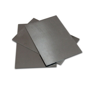 Hot Rolled Tungsten Sheet Tungsten Plate 99.95% W