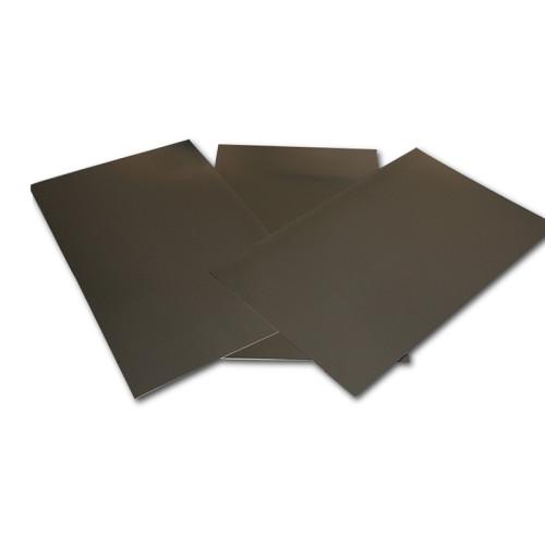 99,95% reines Wolframblech / Platte für Saphirglasofen