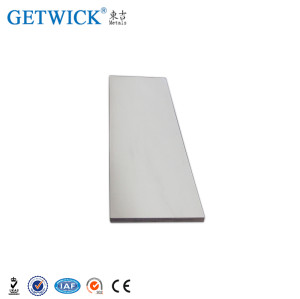 Customized 99.95%  W1 Tungsten Sheet Plate for Sale
