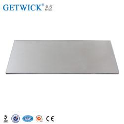 Placas de tungsteno Láminas W1 con propiedad de resistencia a la corrosión