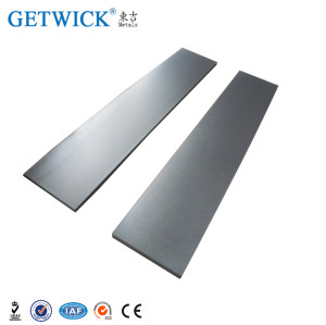 ASTM B760 Pure Tungsten Plate Per Kg for Sale