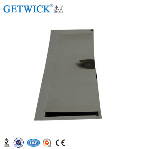 ASTM B386 Molybdenum Heater Element Plate Price
