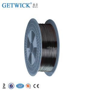 Filamento de la calefacción del alambre de tungsteno de la pureza 99.95%