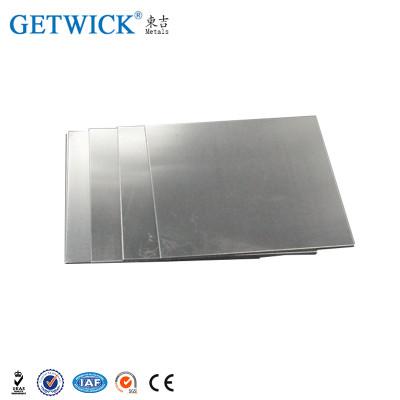 18 Reine Zirkoniumplatte von GETWICK in China