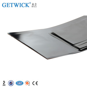 Wholesale Best Quality Pure Tungsten Sheet Price Per Kg