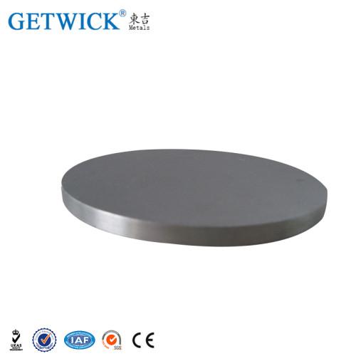 Hochwertige reine Mo1 Molybdän Disc zum Verkauf