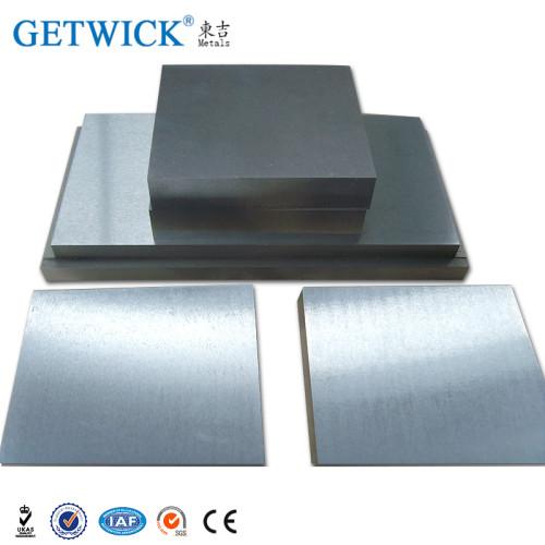Tungsten Kupferlegierung W80Cu20 Ziel Export