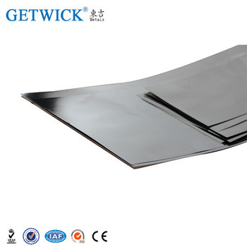99.95% Tungsten Foil for Electromagnetic Wave Shielding Mate