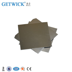 High temperature Vacuum Furnace Molybdenum Mo Plate
