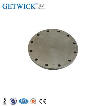 Alvo puro do tungstênio da fabricação para a venda