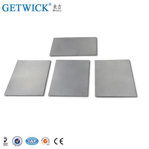 99,7% reine Chrom Platte / Blatt aus China Lieferant