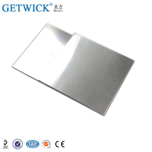 Espessura 0,1 mm min. placa de níquel / folha à venda