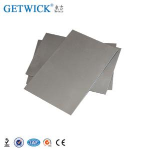 Heatshield Pure Molybdenum Sheet Price